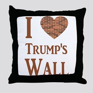 Pro Wall Throw Pillow