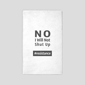 Resistance Area Rug