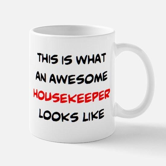 Awesome Housekeeper Mug Mugs