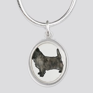 Cairn terrier dog Necklaces
