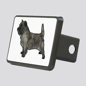 Cairn terrier dog Hitch Cover