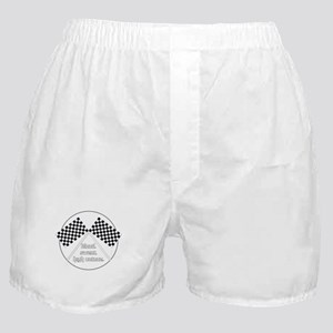 Racing Boxer Shorts