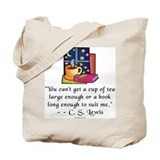 Book lovers Tote Bags