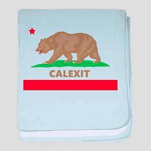 calexit baby blanket