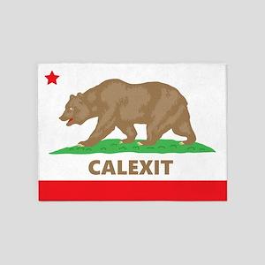 calexit 5'x7'Area Rug