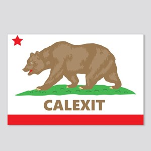 calexit Postcards (Package of 8)