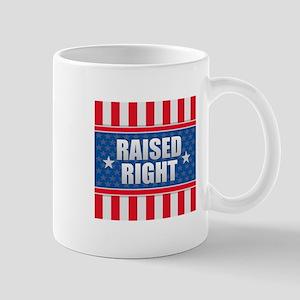Raised Right Mugs