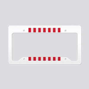 Proud American Patriot License Plate Holder
