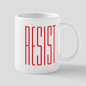 RESIST (red) Mug