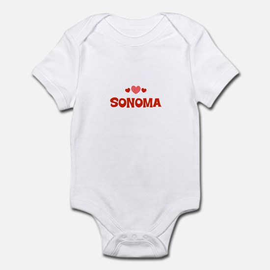 Sonoma Infant Bodysuit