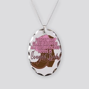 Cowgirl princess Necklace