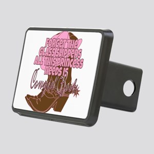 Cowgirl princess Hitch Cover