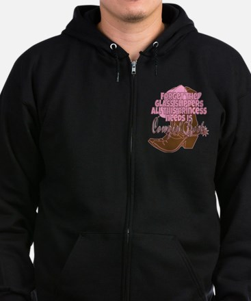 Cowgirl princess Sweatshirt