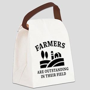 Farmers Canvas Lunch Bag