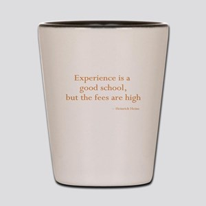 Experience Shot Glass