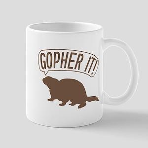 Gopher It Mug