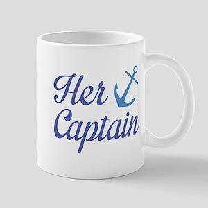 Her Captain Mug
