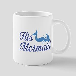 His Mermaid Mug