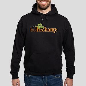 Be the change - Earthy - Floral Sweatshirt