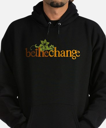 Be the change - Earthy - Floral Sweatshirt