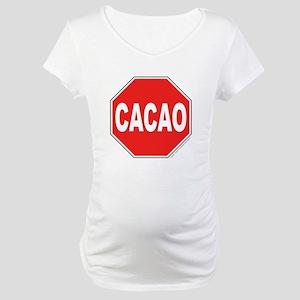Cacoa Portlandia Maternity T-Shirt