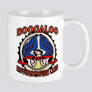 Motor Scooter Clubs Mugs