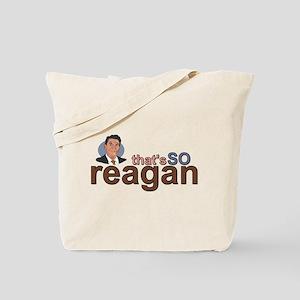 THAT'S SO REAGAN Tote Bag