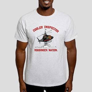 OILFIELD INSPECTOR Light T-Shirt