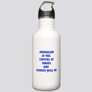 Jerusalem Israel Forever Water Bottle