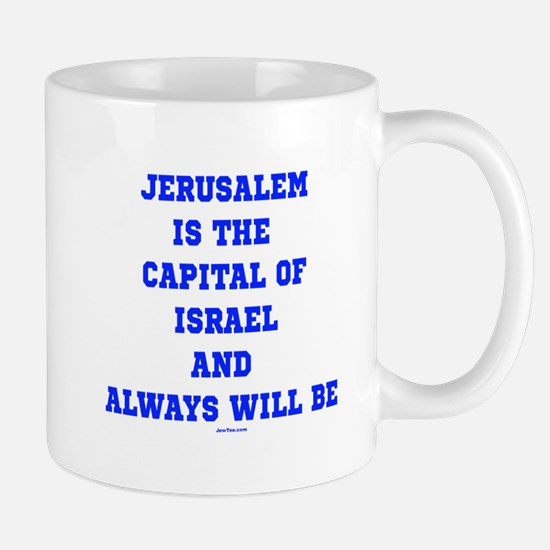 Jerusalem Israel Forever Mugs