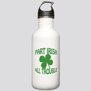 Part Irish All Trouble Stainless Water Bottle 1.0L