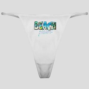 Kids Beach Please! Classic Thong