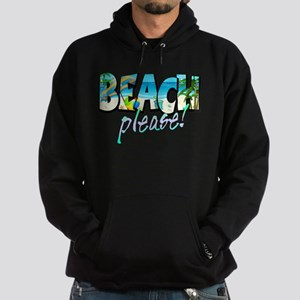 Kids Beach Please! Sweatshirt