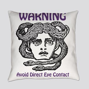 Medusa Everyday Pillow