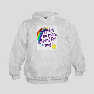 No more chemo - purple Sweatshirt