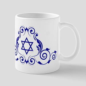 JEWISH STAR_STAR OF DAVID Mugs
