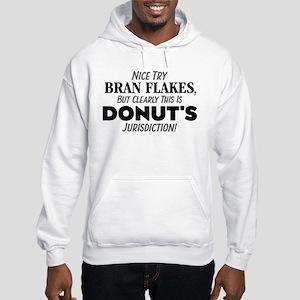 Nice Try Bran Flakes Sweatshirt
