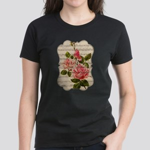 MUSIC AND ROSE T-Shirt