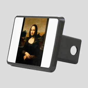 Leonardo's Mona Lisa Hitch Cover