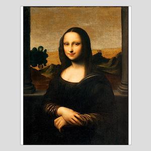 Leonardo's Mona Lisa Posters