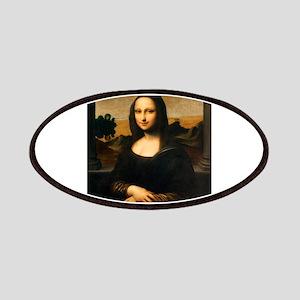 Leonardo's Mona Lisa Patch