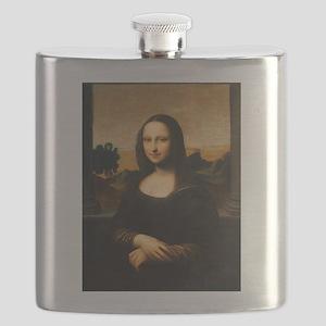 Leonardo's Mona Lisa Flask