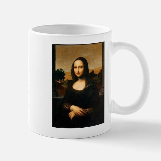 Leonardo's Mona Lisa Mugs