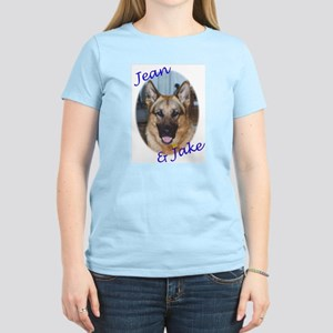 Custom Pet Therapy Shirt Ash Grey T-Shirt