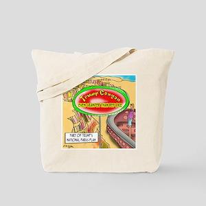 Trump's Grand Canyon Tote Bag