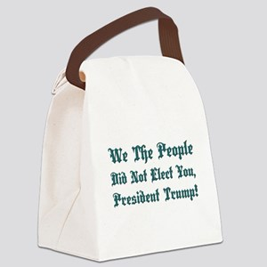 WE THE PEOPLE... Canvas Lunch Bag