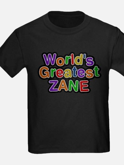 Worlds Greatest Zane T-Shirt