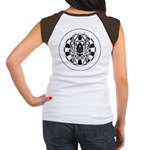 Wicked Darts Junior's Cap Sleeve T-Shirt