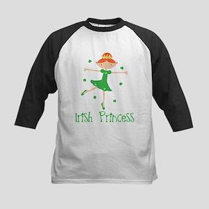 Irish Princess w slogan Baseball Jersey
