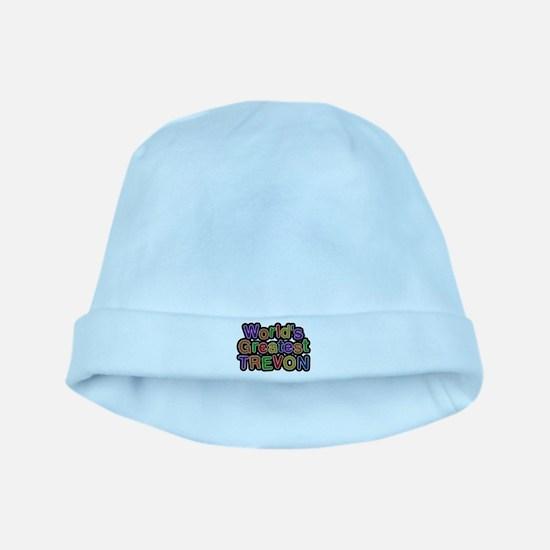 Worlds Greatest Trevon baby hat